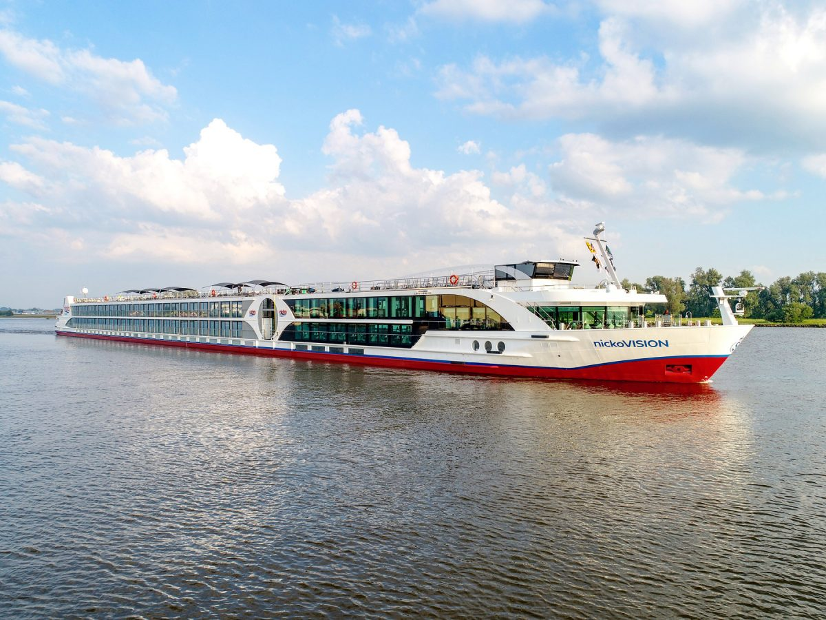 Entspannte Donau-Kreuzfahrten