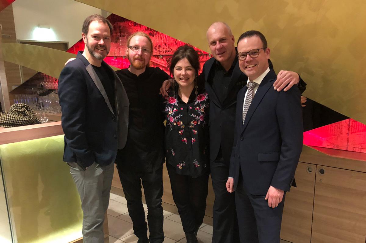 Junge Sterne Am Kulinarischen Himmel über Ostdeutschland